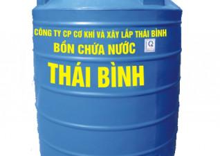 Bồn nhựa Thái Bình