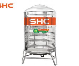 Bồn nước inox đứng SHC
