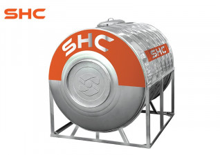 Bồn nước inox ngang SHC
