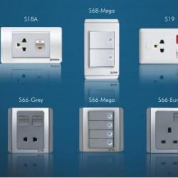 Thiết bị ổ điện SINO