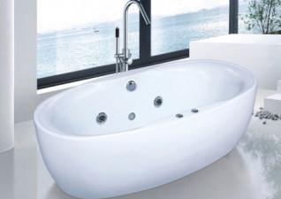 Bồn tắm sục massage BSM1680w